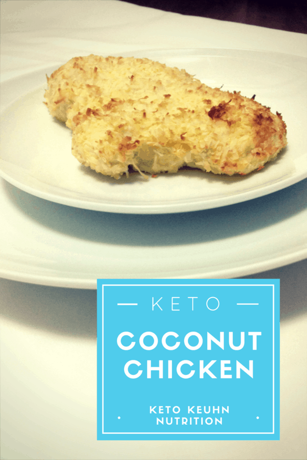 15 1 - Fall in Love with Me Coconut Chicken