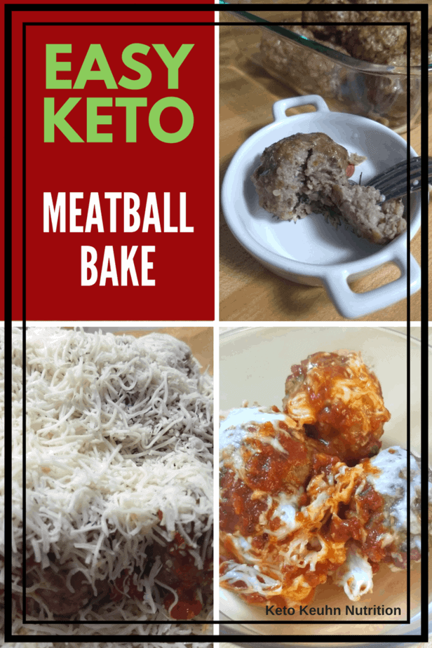meatball Bake 2 - Meatball Bake
