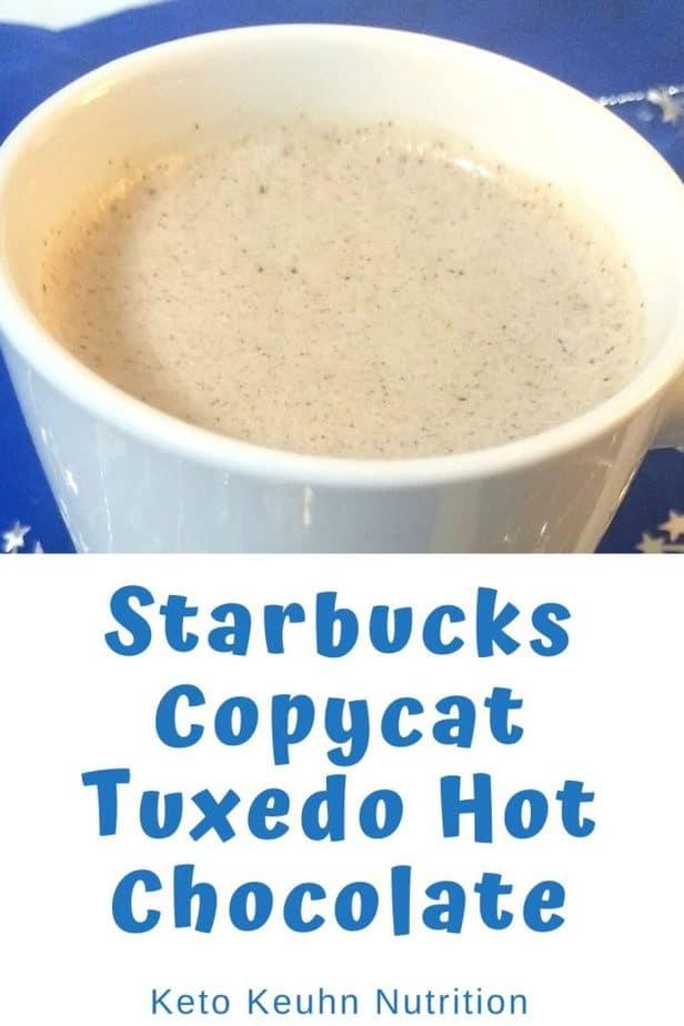 tuxedo hot chocolate pin 683x1024 - Black and White Keto Hot Chocolate