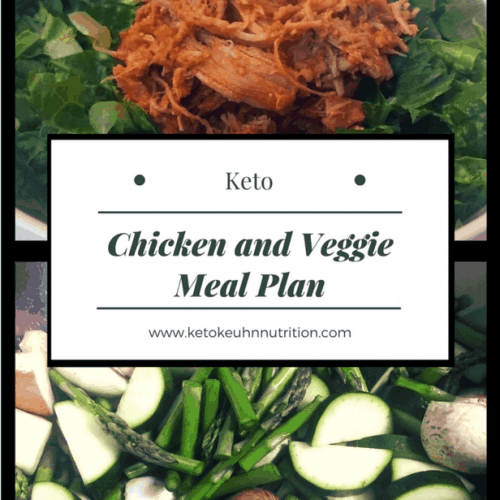 Chicken and Veggie Meal Plan 500x500 - Chicken Meal Plan