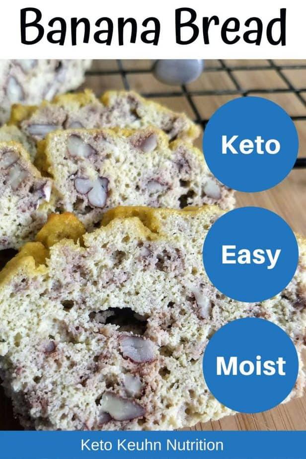 1 735x1103 - Keto Banana Bread with Coconut Flour