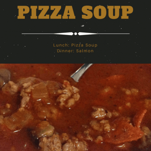 Who wants pizza to be part of a meal plan? I know that I sure would. Now, how about pizza soup? This pizza soup was a favorite meal of mine growing up, so I brought it to my blog. I also wanted to make a pizza soup meal plan, so here it is.