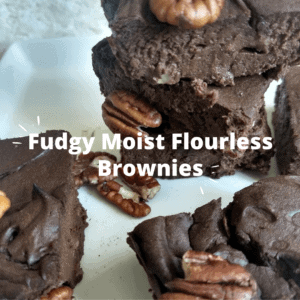 fudgy moist brownies 300x300 - Keto Pumpkin Brownies