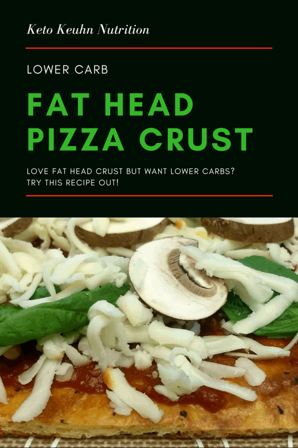 fat head pizza crust - Fat Head Pizza Crust, Lower Carbs