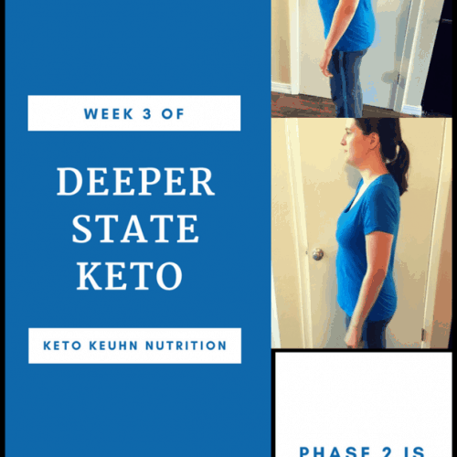 A lot of things were happening to me during week three of DSK. I was really tired and my inflammation started showing itself again in my body. I thought about moving to phase 2 during this week. Come see what I dealt with for the week.