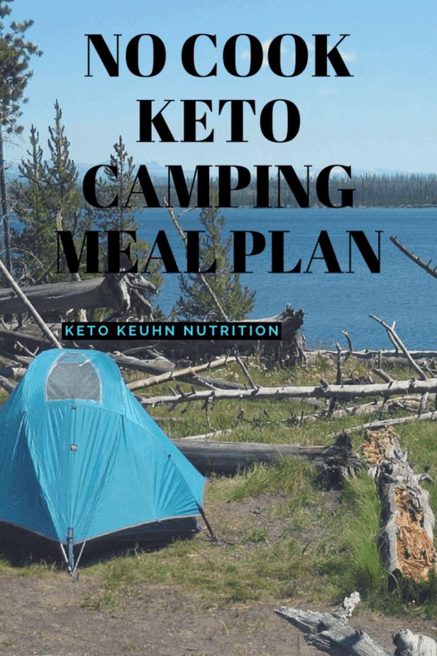 No Cook Keto Camping Meal Plan 683x1024 - Keto Camping Meal Plan