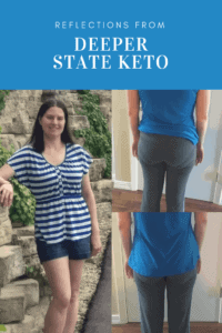 I've completed the bulk of Deeper State Keto and it's been a great journey. Here are my Here are my Deeper State Keto reflections I have so far.