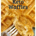 Flourless Keto waffles 1 150x150 - Flourless Keto Waffles
