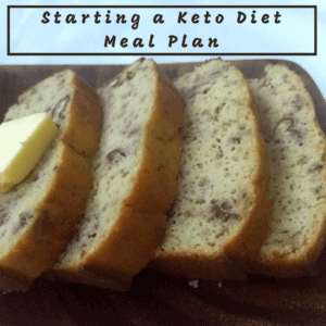 Starting a keto diet meal plan can be hard. Here I have what I ate when I 1st started. I had planned & unplanned days. I stayed on track throughout though.
