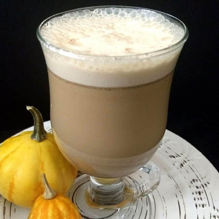 1200 1200 1024x1024 - (1.5 Total Carbs) Keto Pumpkin Spice Latte w Optional White Chocolate