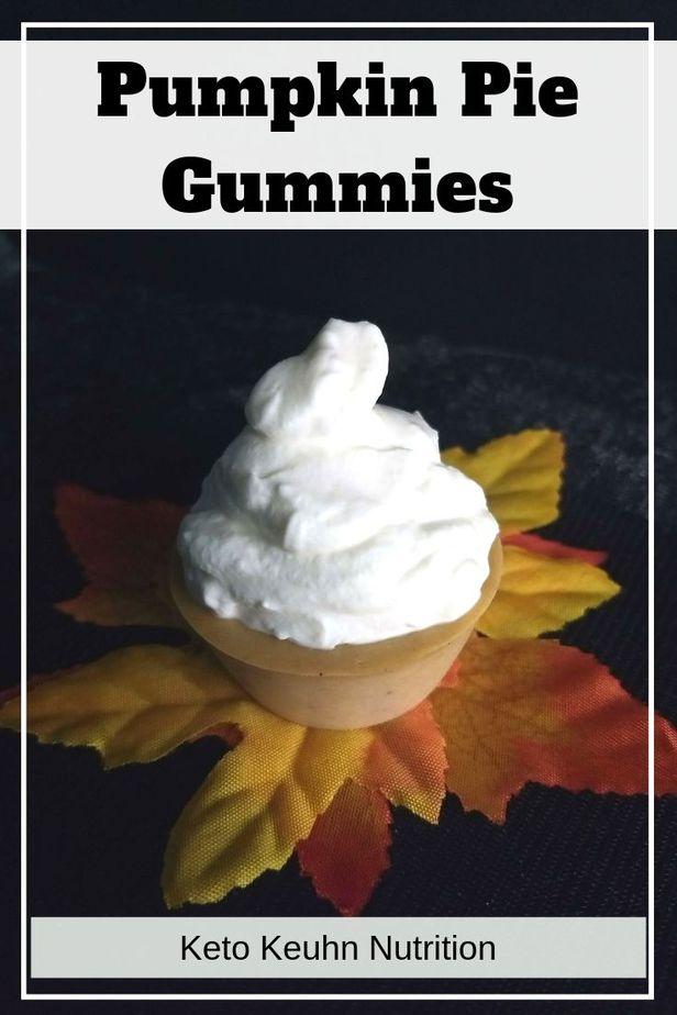 pumpkin pie gummies1 - Pumpkin Pie Gummies