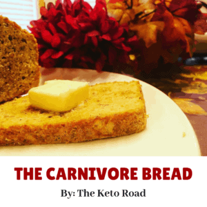 keto carnivore bread with butter