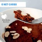 ig 150x150 - Near Zero Carb Mug Cake