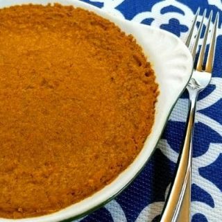 pumpkin pie 320x320 - Crustless Keto Pumpkin Pie| Egg Free