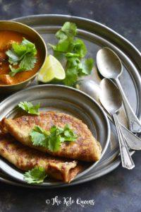 Crispy Low Carb Indian Flatbread 1 200x300 - 10 Keto Recipes Under 10 Total Carbs