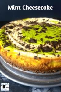Keto Keuhn Nutrition 3 200x300 - Keto Mint Cheesecake