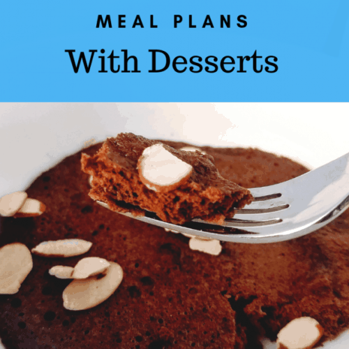 Looking for Deeper State Keto Meal Plans? Look no further! I went through the program & got great results even with desserts. I now have meal ideas for DSK.