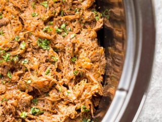 Slow Cooker Mexican shredded beef 4 320x240 - Keto Mother's Day Dinner Recipes