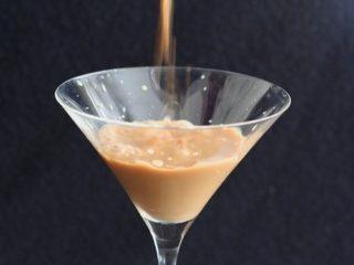 Vanilla Latte Martini