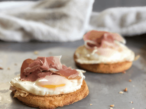 eggandprosciuttofeatured 480x360 - Keto Mother's Day Dinner Recipes