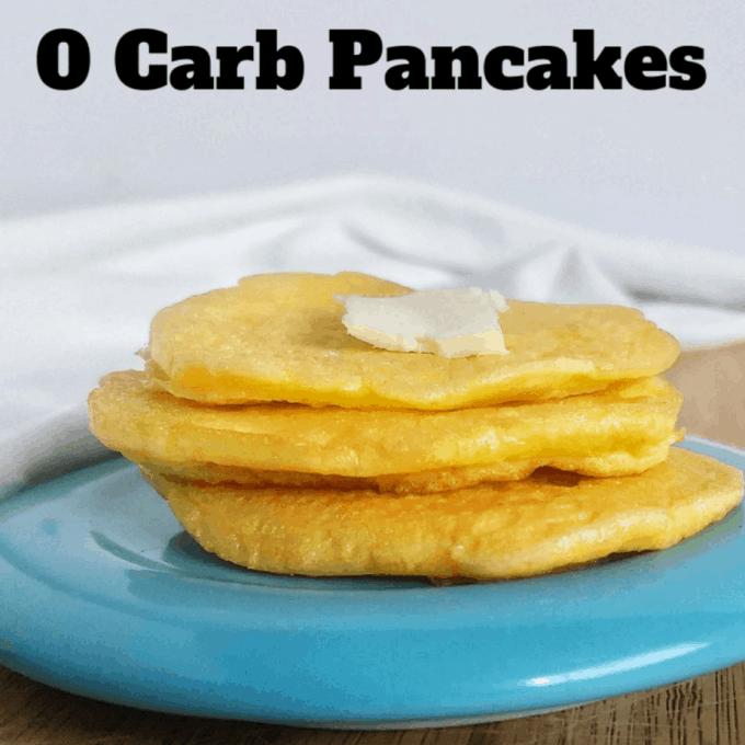 zero carb pancakes
