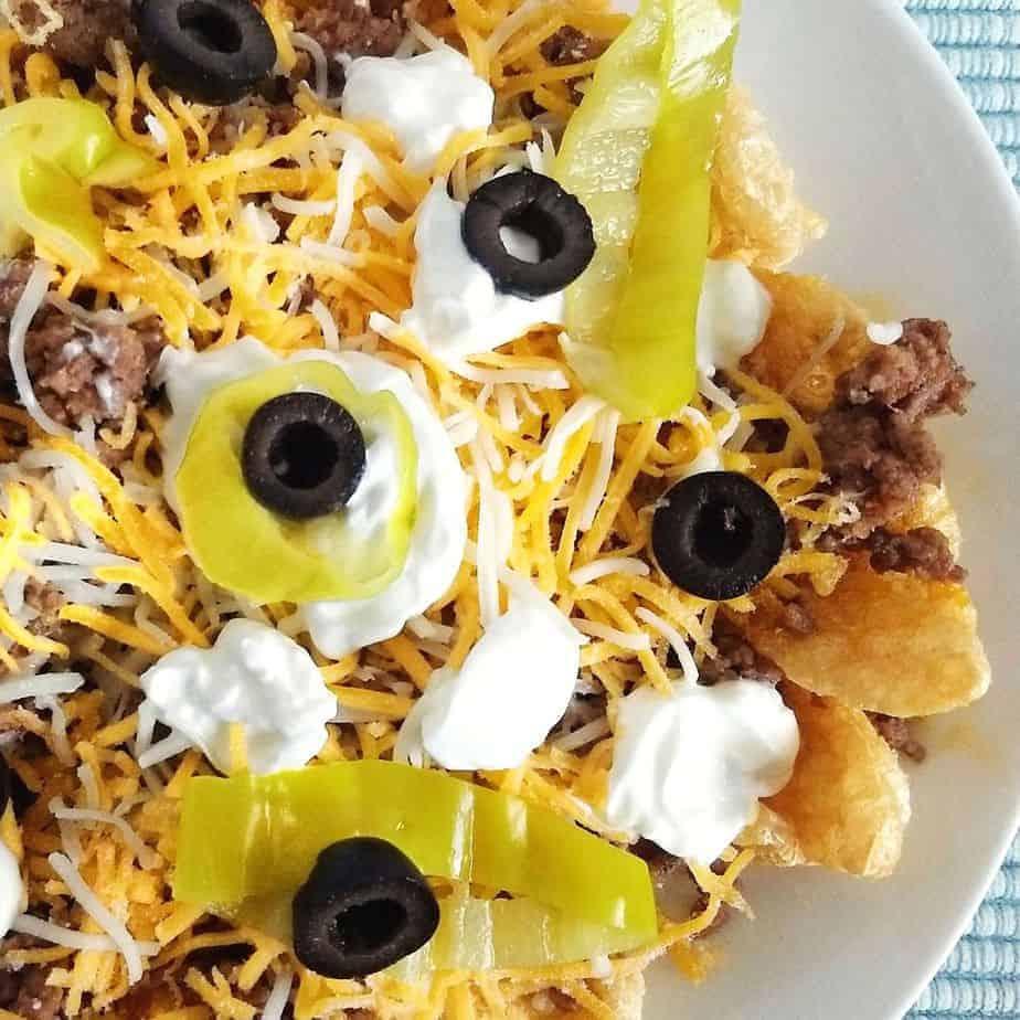 keto nachos square 2 1 - 54 Keto Ground Beef Recipes