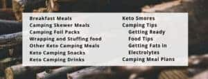 keto camping meals and tips content 2 300x114 - Easy No Cook Keto Camping Meal Plan