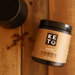 Perfect Keto Coffee Base