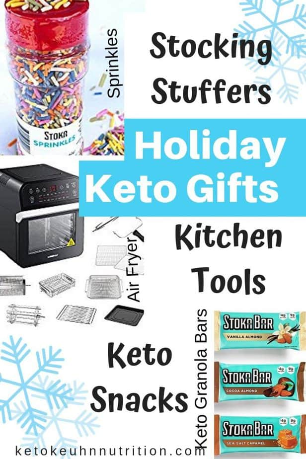holiday keto gifts