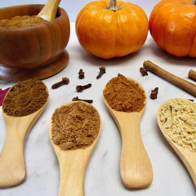 Pumpkin pie spice mix recipe