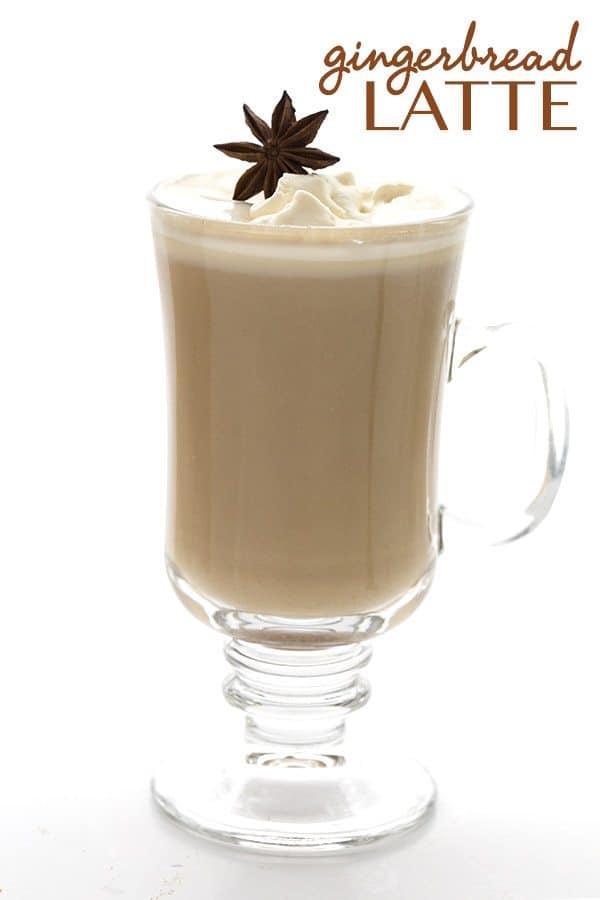 Gingerbread Latte and Choosing Organic