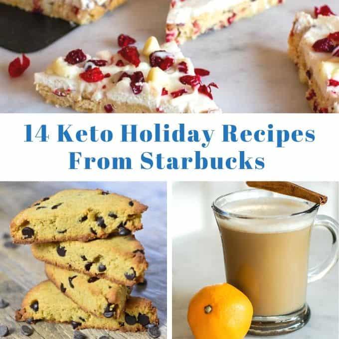 14 Keto Holiday Recipes From Starbucks