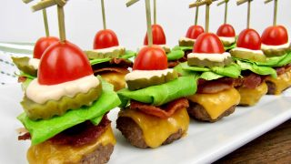 Bacon Cheeseburger Bites Keto and Low Carb 2 320x180 - Keto Recipes to Make with Kids