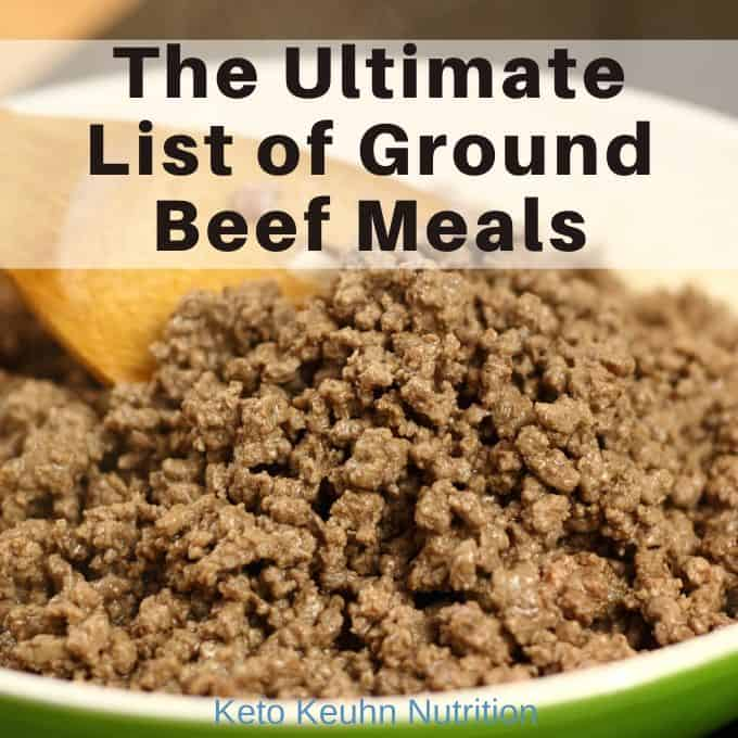 2 2 - Keto Meals with Ground Beef: The Ultimate List | 57 ideas