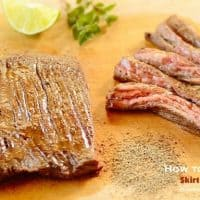 How to Cook Skirt Steak1 200x200 - 62 Carnivore Diet Recipes
