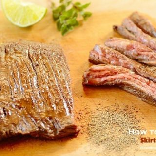 How to Cook Skirt Steak1 320x320 - 51 of the Best Carnivore Diet Recipes