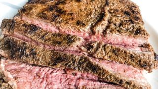 Sliced Gluten Free Steak Marinade Without Soy Sauce 320x180 - 20 Keto Camping Recipes