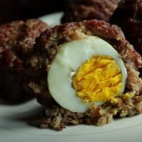 keto scotch eggs beef featured image 200x200 - 62 Carnivore Diet Recipes