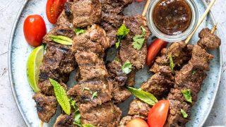 lamb kabobs 13 of 21 320x180 - 20 Keto Camping Recipes