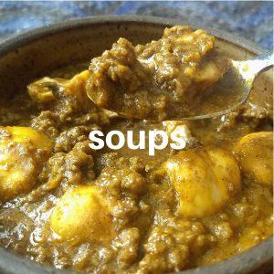 soups 300x300 - Recipes Under 10 Total Carbs