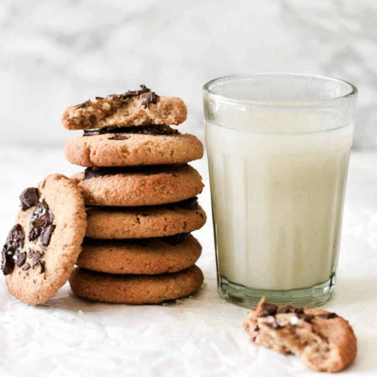 chocolate chip cookies w coconut flour - Keto Coconut Flour Recipes: Desserts to Dinners