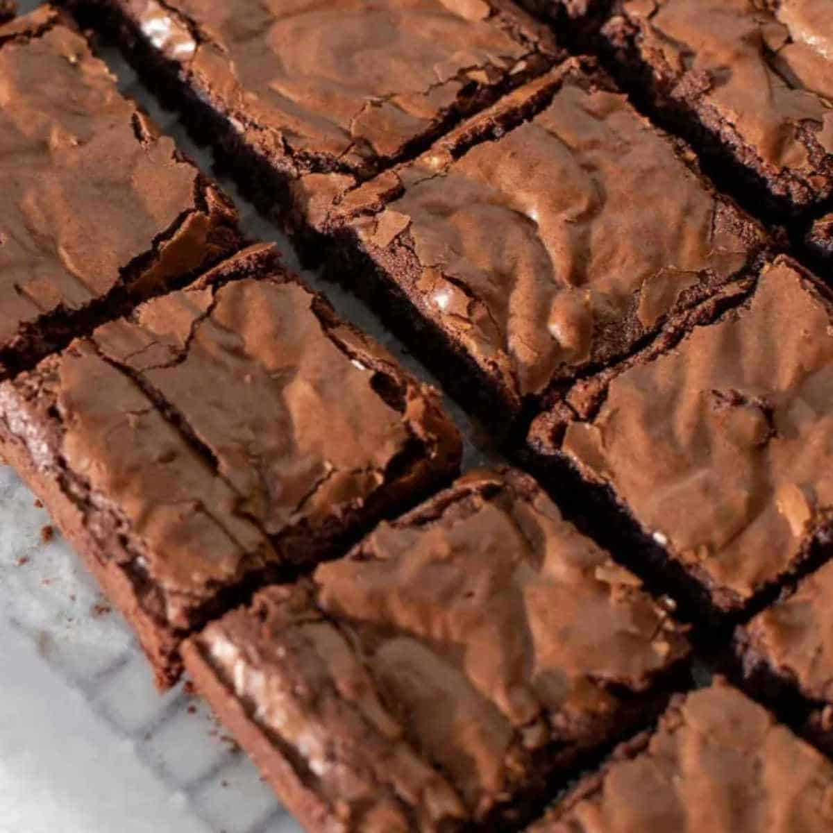 keto brownies - Keto Coconut Flour Recipes: Desserts to Dinners