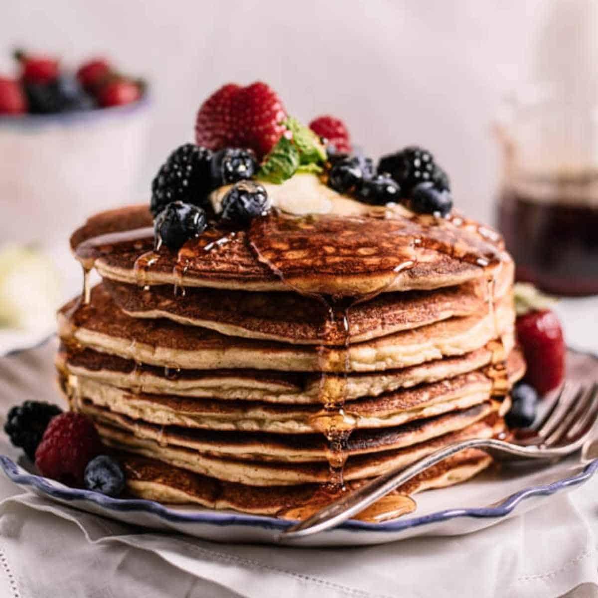 keto pancakes - Keto Coconut Flour Recipes: Desserts to Dinners