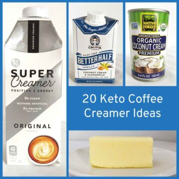 4 keto creamer ideas 360x360 - The 20 Best Keto Coffee Creamer Ideas with 6 Recipes
