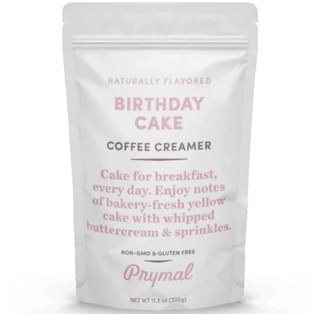 birthday cake prymal coffee creamer 1024x1024 - The 20 Best Keto Coffee Creamer Ideas with 6 Recipes