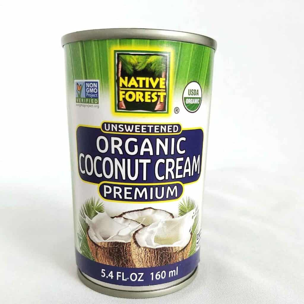 coconut cream in a can 1024x1024 - The 20 Best Keto Coffee Creamer Ideas with 6 Recipes