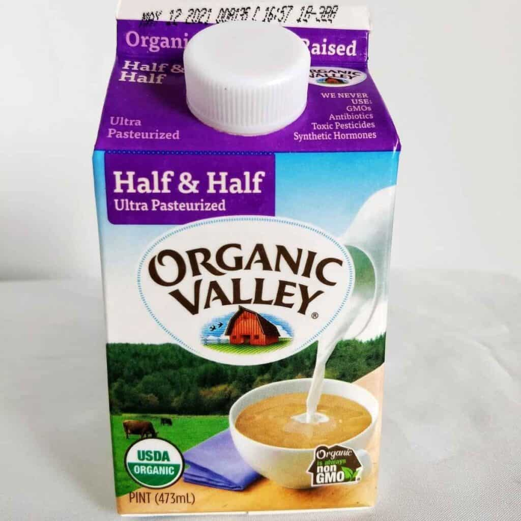 half and half in carton 1024x1024 - The 20 Best Keto Coffee Creamer Ideas with 6 Recipes