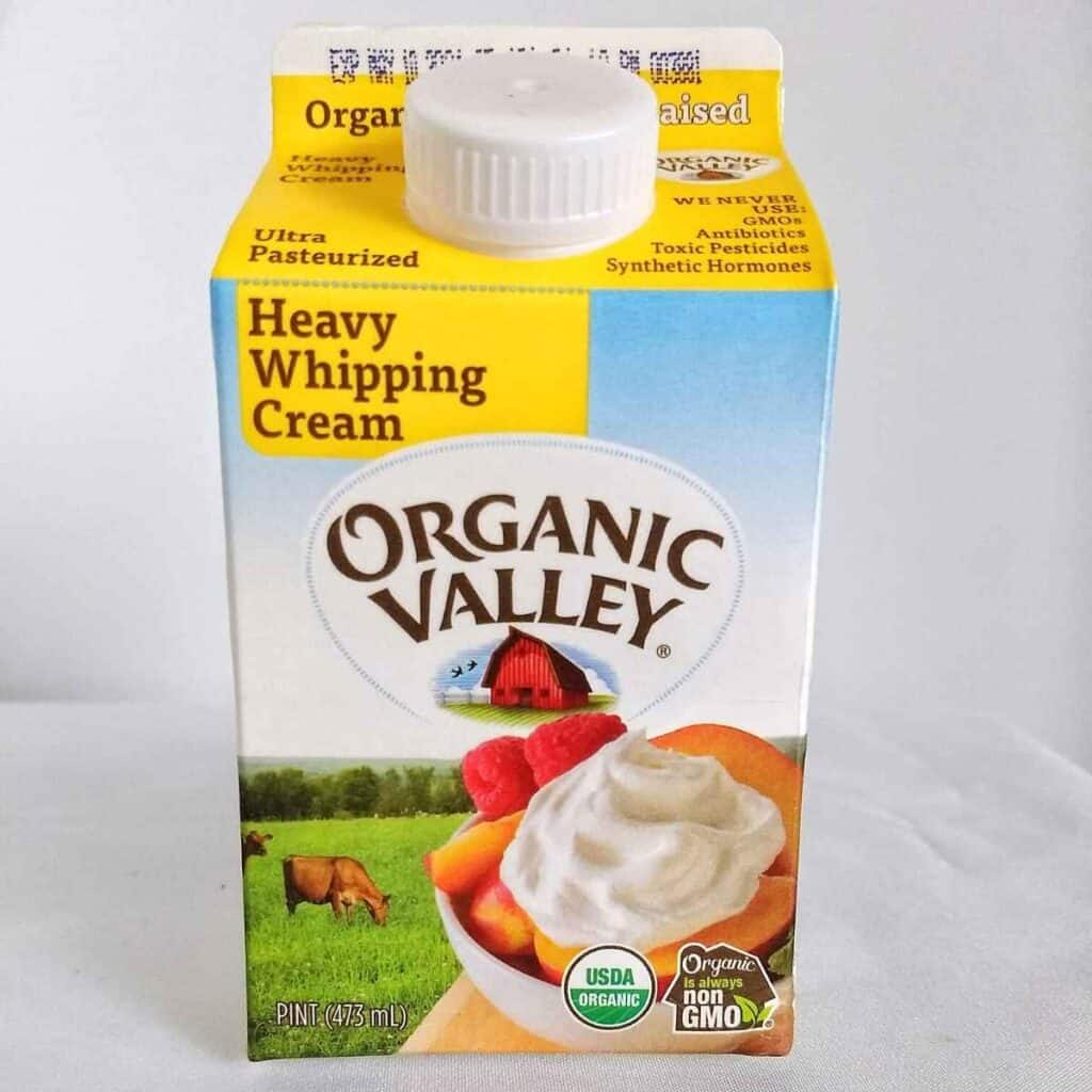 heavy whipping cream carton 1024x1024 - The 20 Best Keto Coffee Creamer Ideas with 6 Recipes