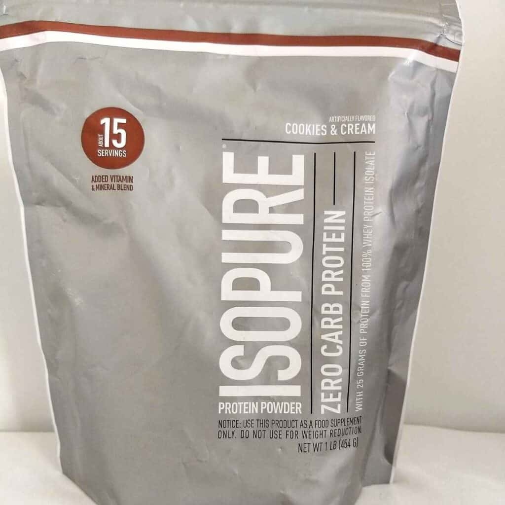isopure protein powder 1024x1024 - The 20 Best Keto Coffee Creamer Ideas with 6 Recipes