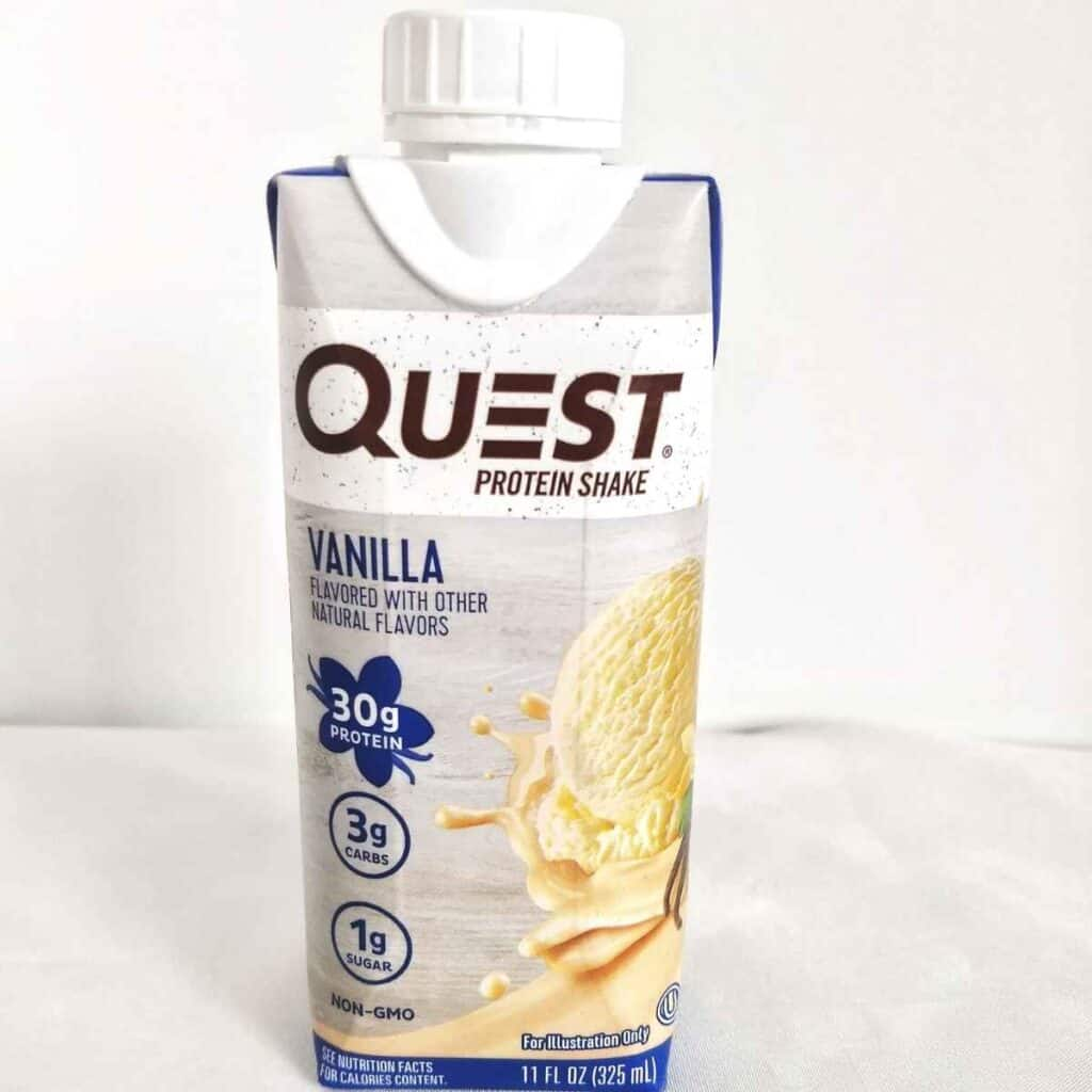 quest protein shake 1024x1024 - The 20 Best Keto Coffee Creamer Ideas with 6 Recipes